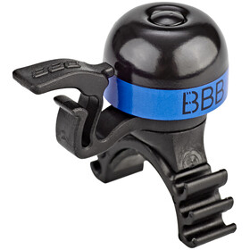 BBB MiniBell BBB-16 Ringeklokke blå/sort